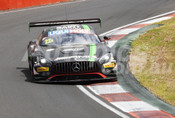17016 - Craig Baird,  Shane van Gisbergen, Maro Engel - Mercedes AMG GT3 - 2017 Bathurst 12 Hour
