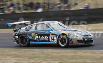 17015 - Peter Major, Jordan Love, Nicholas McBride, -  Porsche 997 Cup Car  - 2017 Bathurst 12 Hour