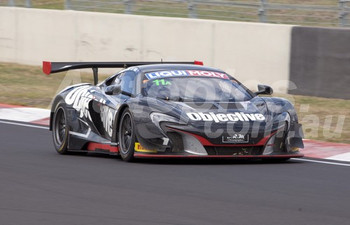 17013 - Tony Walls, Warren Luff, Tim Slade, Alex Davison - McLaren 650s - 2017 Bathurst 12 Hour