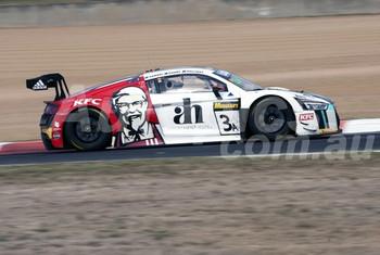 17007 - Ash Samadi, Daniel Gaun, Matt Halliday, - Audi R8 LMS  - 2017 Bathurst 12 Hour