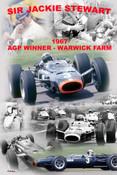 1160 - Jackie Stewart - 1967 AGP Winner Warwick Farm