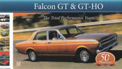 Ford Falcon GT and GT-HO - The Total Performance Years - By Gavin Farmer