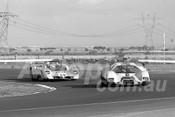 75101 - B. Bignall Lotus 23B GT & David Richardson Elva Ford - Calder 1975 - Photographer Peter D'Abbs