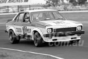 75122 - Allan Grice, Torana SLR 5000 - Calder 1975 - Photographer Peter D'Abbs