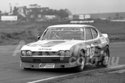 75139 - Don Halliday, Ford Capri - Calder 1975 - Photographer Peter D'Abbs