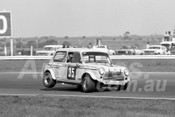 75144 - Peter Stoddart, Mini Cooper S - Calder 1975 - Photographer Peter D'Abbs