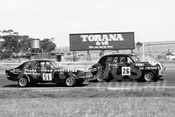 75182 - Ian Chilman, FX Holden & Bill Hamon, Torana - Calder 1975 - Photographer Peter D'Abbs