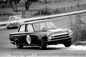 72094 - George Garth Lotus Cortina  - Bathurst Easter 1972