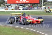 75201 - Tony Stewart, Brabham - Calder 1975 - Photographer Peter D'Abbs