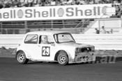 76125 - Andrew McIntyre, Mini Clubman GT - Calder 1976 - Photographer Peter D'Abbs