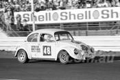 76126 - John Shaw, Venom Volkswagen - Calder 1976 - Photographer Peter D'Abbs