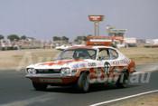76129 - Lawrie Nelson, Capri V6 - Calder 1976 - Photographer Peter D'Abbs