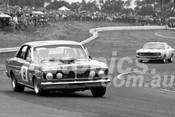 73227 - Allan Moffat, XY Falcon GTHO - ATCC Sandown 15th April 1973 - Photographer Peter D'Abbs