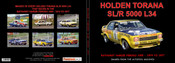 !Torana SL/R 5000 L34 - 60 Page Hard Cover Book - Pictorial History
