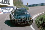 83876 - Jim Richards & Frank Gardner, BMW 635CSi - Bathurst 1983