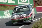 93746 - LARRY PERKINS / GREGG HANSFORD - Commodore VP - Bathurst 1993  - Photographer Marshall Cass