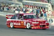 93752 - MARK SKAIFE / JIM RICHARDS - Commodore VP -  Bathurst 1993  - Photographer Marshall Cass
