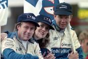 93753 - WAYNE GARDNER / BRAD JONES  - Commodore VP -  Bathurst 1993  - Photographer Marshall Cass
