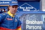 93762 - GEOFF BRABHAM / DAVID PARSONS - Falcon EB -  Bathurst 1993  - Photographer Marshall Cass