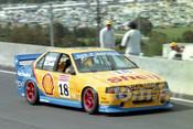 93767 - PAUL RADISICH / CAMERON McCONVILLE - Falcon EB -  Bathurst 1993  - Photographer Marshall Cass