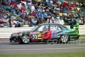 93768 - BOB PEARSON / BRUCE STEWART - Commodore VP -  Bathurst 1993  - Photographer Marshall Cass