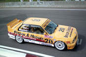 93770 - JOHN BLANCHARD / JEFF ALLAM - BMW M3 2.5 -  Bathurst 1993  - Photographer Marshall Cass