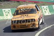 93771 - JOHN BLANCHARD / JEFF ALLAM - BMW M3 2.5 -  Bathurst 1993  - Photographer Marshall Cass