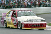 93772 - MICHAEL DONAHER / LAURIE DONAHER - Commodore VL -  Bathurst 1993  - Photographer Marshall Cass