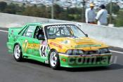 93777 - WARREN JONSSON / DES WALL - Commodore VL -  Bathurst 1993  - Photographer Marshall Cass