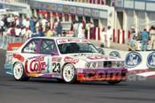 93780 - PAUL MORRIS / JOACHIM WINKELHOCK - BMW M3 2.5 -  Bathurst 1993  - Photographer Marshall Cass