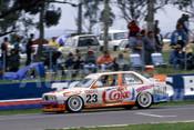 93781 - PAUL MORRIS / JOACHIM WINKELHOCK - BMW M3 2.5 -  Bathurst 1993  - Photographer Marshall Cass
