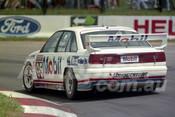 93784 - PETER BROCK / JOHN CLELAND - Commodore VP -  Bathurst 1993  - Photographer Marshall Cass
