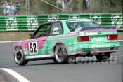 93790 - JOHN COTTER / PETER DOULMAN - BMW M3 2.0 -  Bathurst 1993  - Photographer Marshall Cass