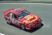 93791 - GRAHAM LUSTY / KEVIN HEFFERNAN / JOHN LUSTY - Commodore VL -  Bathurst 1993  - Photographer Marshall Cass