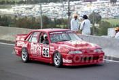 93793 - GRAHAM LUSTY / KEVIN HEFFERNAN / JOHN LUSTY - Commodore VL -  Bathurst 1993  - Photographer Marshall Cass