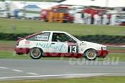 93797 - DENNIS ROGERS / PETER HOPWOOD - Toyota Corolla -  Bathurst 1993  - Photographer Marshall Cass