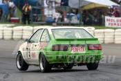 93800 - MIKE CONWAY / CALVIN GARDINER / GAVIN MONAGHAN - Toyota Corolla - Bathurst 1993  - Photographer Marshall Cass
