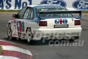 93806 - NEIL CROMPTON / MARK GIBBS - Commodore VP-  Bathurst 1993  - Photographer Marshall Cass