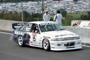 93808 - TOMAS MEZERA / WIN PERCY - Commodore VP-  Bathurst 1993  - Photographer Marshall Cass