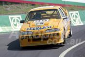 93816 - BILL O'BRIEN / BARRY GRAHAM / BRIAN CALLAGHAN Jnr - Commodore VL-  Bathurst 1993  - Photographer Marshall Cass