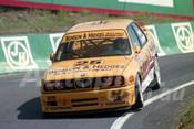 93821 - TONY LONGHURST / STEVE SOPER - BMW M3 2.5 -  Bathurst 1993  - Photographer Marshall Cass
