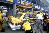 93822 - TONY LONGHURST / STEVE SOPER - BMW M3 2.5 -  Bathurst 1993  - Photographer Marshall Cass