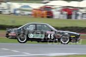 93826 - RAY GULSON / GRAHAM GULSON - BMW 635 -  Bathurst 1993  - Photographer Marshall Cass
