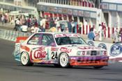 93829 - GEOFF FULL / PETERFITZGERALD - BMW M3 2.5 -  Bathurst 1993  - Photographer Marshall Cass