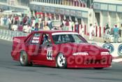 93833 - KEN MATHEWS / TONY MULVIHILL / JOHN MATHEWS - Commodore VL-  Bathurst 1993  - Photographer Marshall Cass