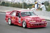 93836 - KEN MATHEWS / TONY MULVIHILL / JOHN MATHEWS - Commodore VL-  Bathurst 1993  - Photographer Marshall Cass