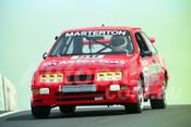 93839 - STEVE MASTERTON / PETER HILLS - Ford Sierra -  Bathurst 1993  - Photographer Marshall Cass