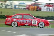 93841 - STEVE MASTERTON / PETER HILLS - Ford Sierra -  Bathurst 1993  - Photographer Marshall Cass