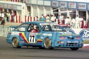 93849 - STEVE ELLERY / GARRY GOSATTI - Ford Sierra -  Bathurst 1993  - Photographer Marshall Cass