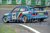 93850 - STEVE ELLERY / GARRY GOSATTI - Ford Sierra -  Bathurst 1993  - Photographer Marshall Cass